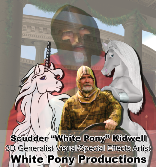 Welcome to White Pony Productions.